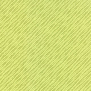 Moda North Woods by Kate Spain - 4817 - Garland, Diagonal Stripe Leaf Print, Lime - 27248 15 - Cotton Fabric